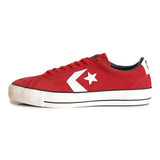 【CONVERSE SKATEBORDING】PRORIDE SK OX +RED【シューズ・スニーカー・靴】