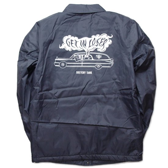 LURKING CLASS(SKETCHY TANK) LOSER COACH BOA JACKET