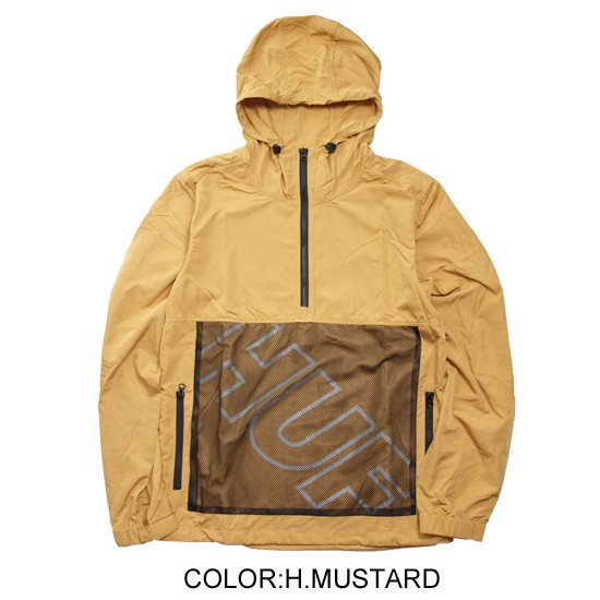 HUF 【SALE 40%Off】WIRE FRAME ANORAK JACKET
