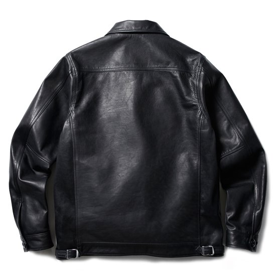 CLUCT LEATHER JACKET