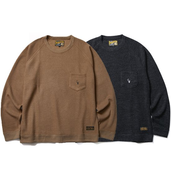 【CLUCT】ORIGINAL WOOL KNIT SEW【クルーニット】