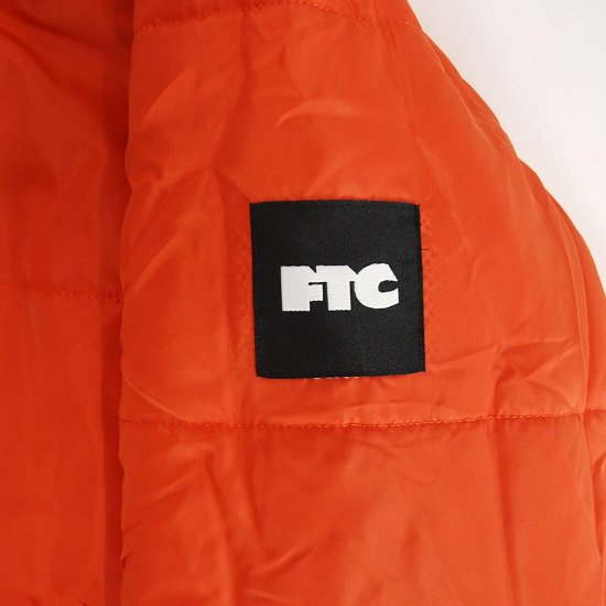 FTC REVERSIBLE HOODED PUFFY JACKET