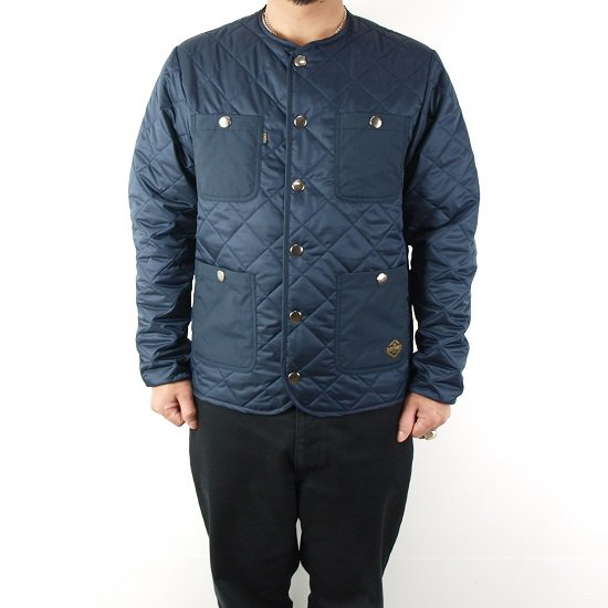 CLUCT QUILT LIGHT JACKET
