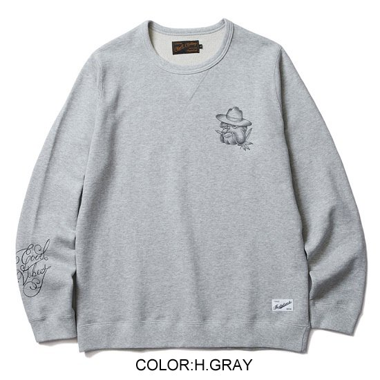 CLUCT TOP CREW NECK