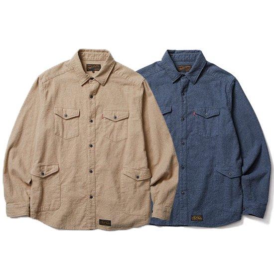 【CLUCT/クラクト】FLANNEL PKT SHIRTS【ネルシャツ】