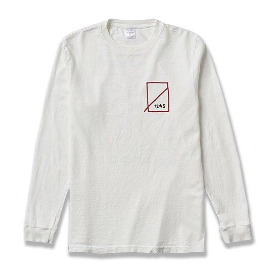 【NUMBERS・ナンバーズ】LOADED DICE L/S TEE【ロングスリーブTシャツ】