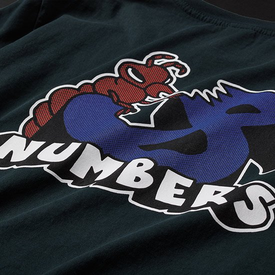 NUMBERS TERMITE S/S T-SHIRT