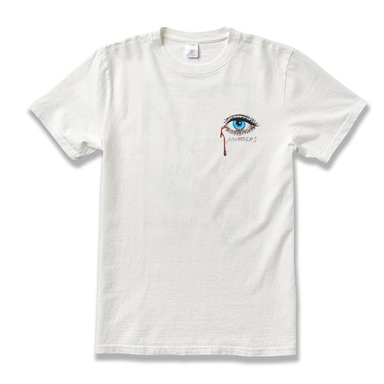 【NUMBERS・ナンバーズ】OTHELO S/S T-SHIRT【Tシャツ】
