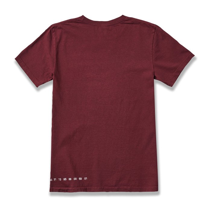 NUMBERS WORD MARK S/S T-SHIRT
