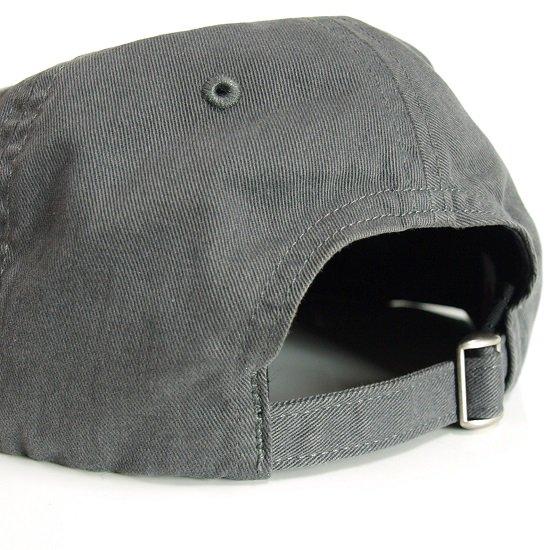 NUMBERS LOGO TYPE TWILL 6 PANEL CAP