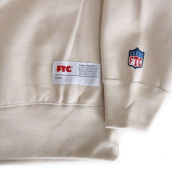 FTC ARC LOGO CREW NECK