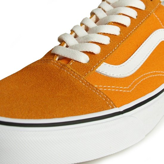 VANS UA OLD SKOOL [DARK CHEDDAR]