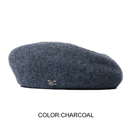 CLUCT BROOCH WOOL KNIT BELET