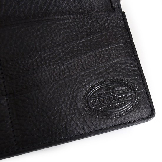CALEE ACCESSORY EMBOSSING LEATHER WALLET 1001