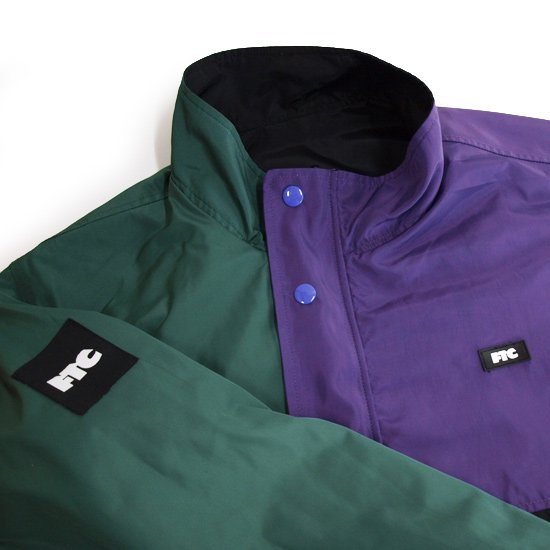 FTC COLOR BLOCKED REVERSIBLE JACKET