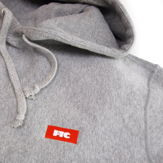 FTC SMALL LOGO PULLOVER HOODY