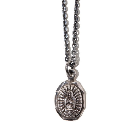 RADIALL LOWRIDER CHARM NECK LACE【SILVER】