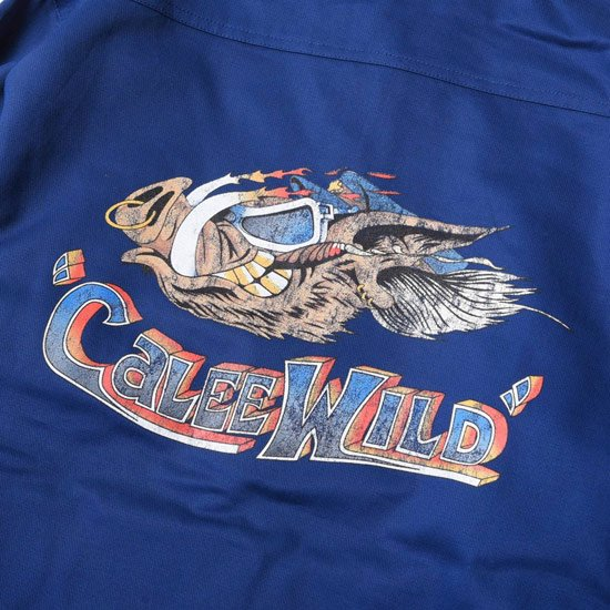 CALEE TWILL WORK JACKET