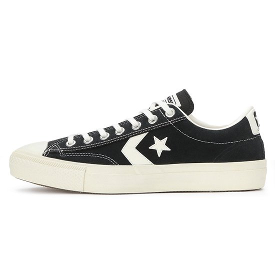 【CONVERSE SKATEBORDING】BREAK STAR SK OX +BLACK【シューズ・スニーカー・靴】
