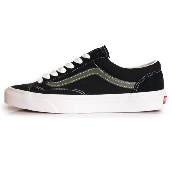 【VANS】STYLE 36 【BLACK】【シューズ・スニーカー・靴】