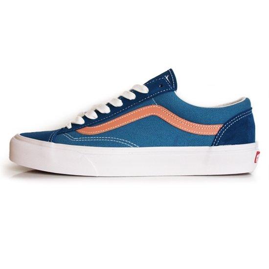【VANS】STYLE 36 【S.BLUE】【シューズ・スニーカー・靴】