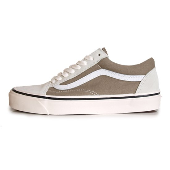 【VANS Anaheim Factory Collection】OLD SKOOL 36 DX [WHITE]【シューズ・スニーカー・靴】