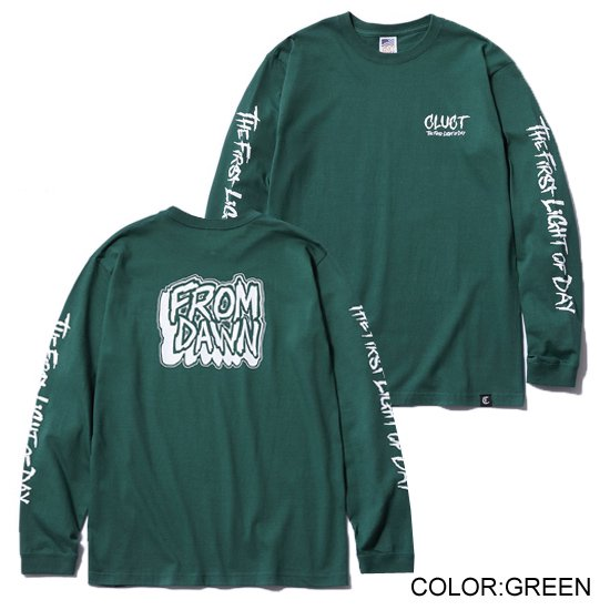 CLUCT L/S TEE FROM DAWN