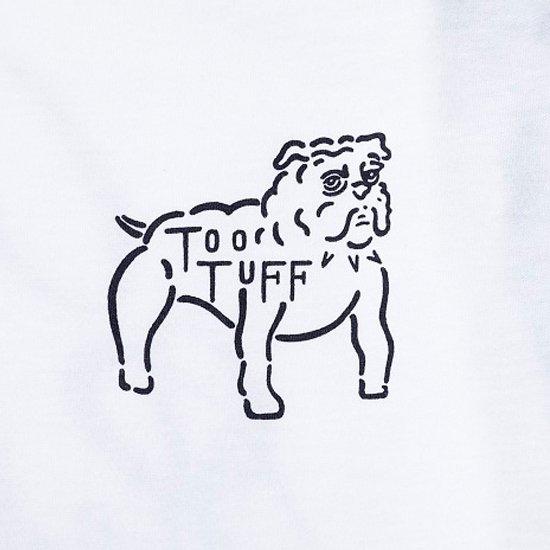 CLUCT BULL DOG 3/4 RAGLAN TEE