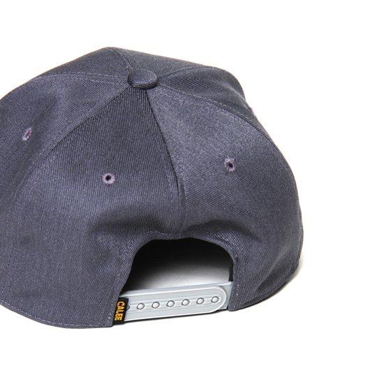 CALEE T/C TWILL WAPPEN CAP