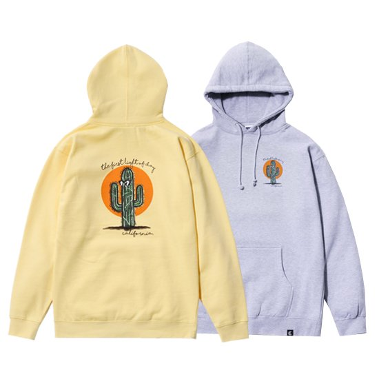 【CLUCT】CUCTUS PULLOVER HOODIE【プルオーバーパーカー】