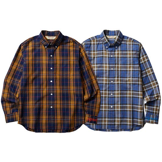 【SOFT MACHINE】MONDAY SHIRTS【シャツ】