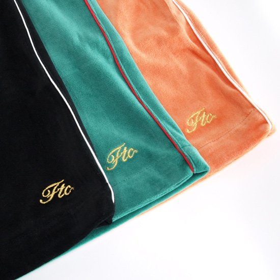FTC 【SALE30off】PIPING VELOUR SHORT