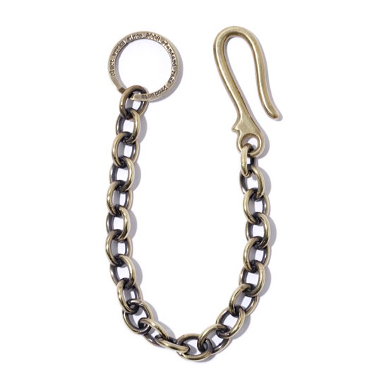 【CLUCT】CLASSIC WALLET CHAIN 【ANTIQUE】【ウォレットチェーン】