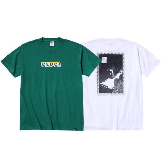 【CLUCT/クラクト】ESC TEE【Tシャツ】