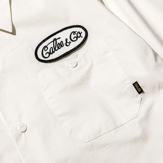 CALEE S/S WORK SHIRT