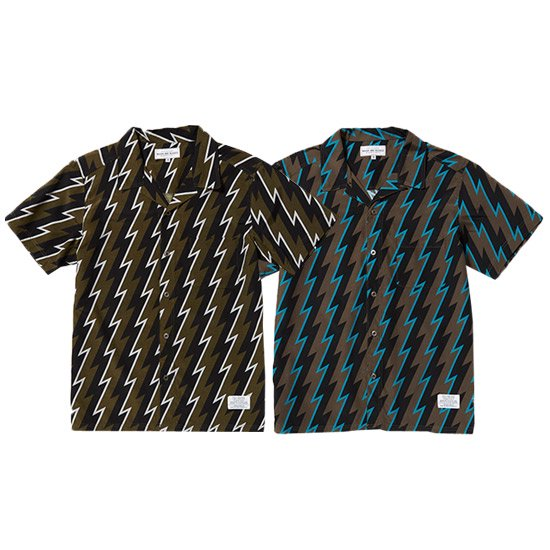 ROUGH AND RUGGED WALKEN SHIRTS S/S