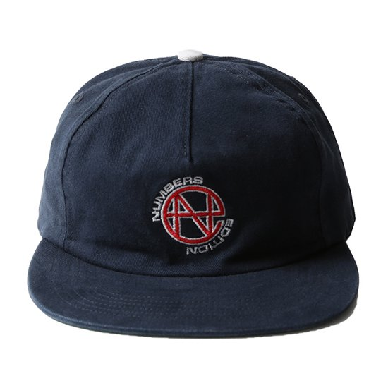 【NUMBERS・ナンバーズ】N.E. - TWILL 5-PANEL HAT 【キャップ】