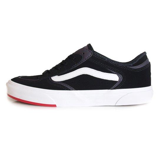 VANS / バンズ ROWLEY CLASSIC[BLACK]【バンズオールドスクール】【シューズ・スニーカー・靴】
