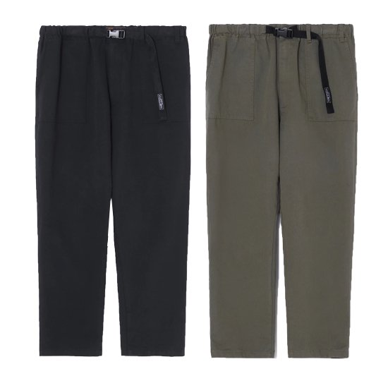 【CLUCT】BAKER EASY PANTS【イージーパンツ】