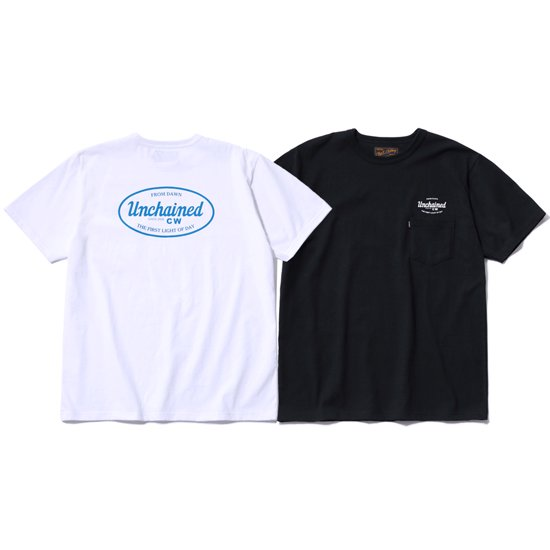 【CLUCT/クラクト】ORIGINAL PKT TEE UNCHAINED【Tシャツ】