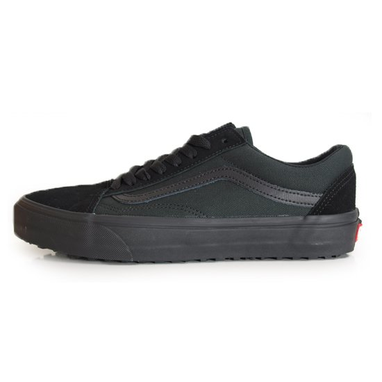 【VANS】MADE FOR THE MAKERS OLD SKOOL UC[BLACK/BLACK]【シューズ・スニーカー・靴】