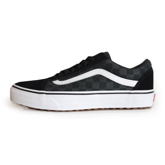 【VANS】MADE FOR THE MAKERS OLD SKOOL UC[BLACK/CHECK]【シューズ・スニーカー・靴】