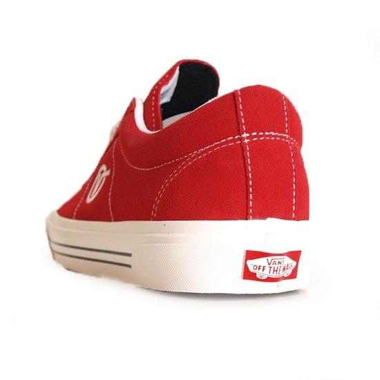 VANS SID DX[RED]