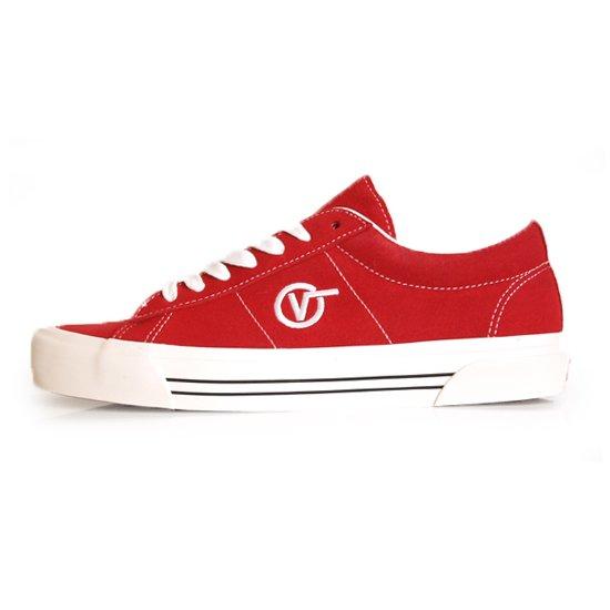 【VANS】ANAHEIM FACTORY SID DX[RED]【シューズ・スニーカー・靴】