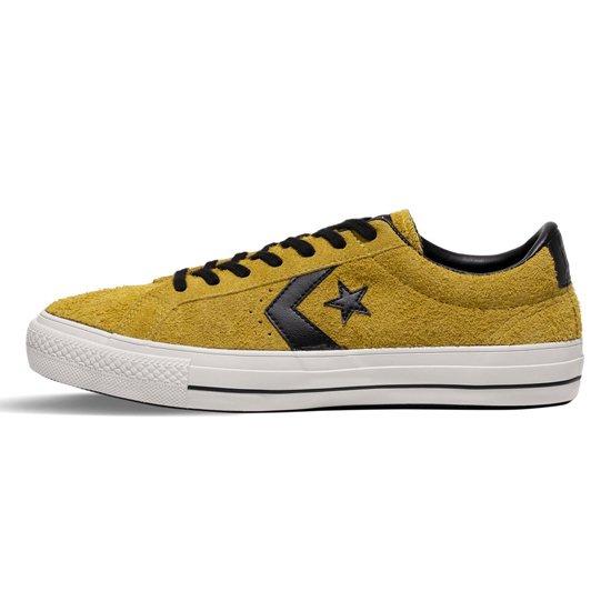 【CONVERSE SKATEBORDING】PRORIDE SK OX + GOLD/BLACK【シューズ・スニーカー・靴】