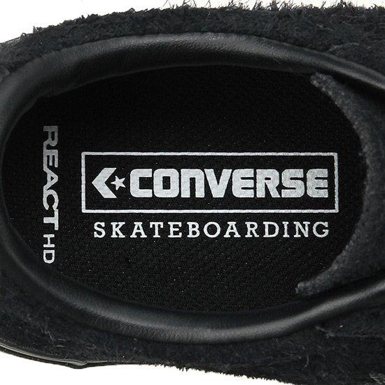 CONVERSE SKATEBOARDING PRORIDE SK OX + BLACK/MON