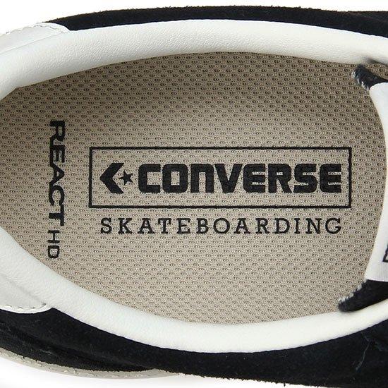 CONVERSE SKATEBOARDING ROADPLAYER SK OX + BLACK