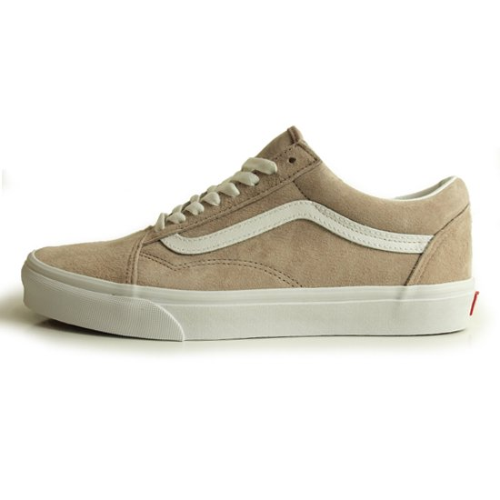 【VANS】OLD SKOOL PIG SUEDE SHADOW GRAY【シューズ・スニーカー・靴】