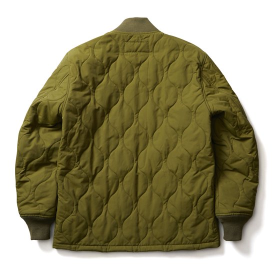 SOFT MACHINE RISE & FALL QUILTING JACKET