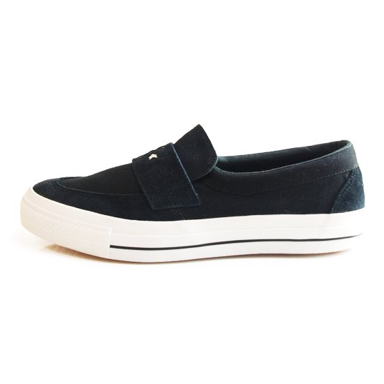 【CONVERSE SKATEBORDING】CS LOAFER SK BLACK【シューズ・スニーカー・靴】
